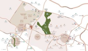 leedon-green-location-map