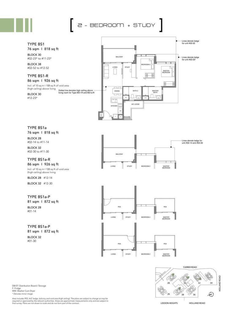leedon-green-2-bedroom-study-type-bs1
